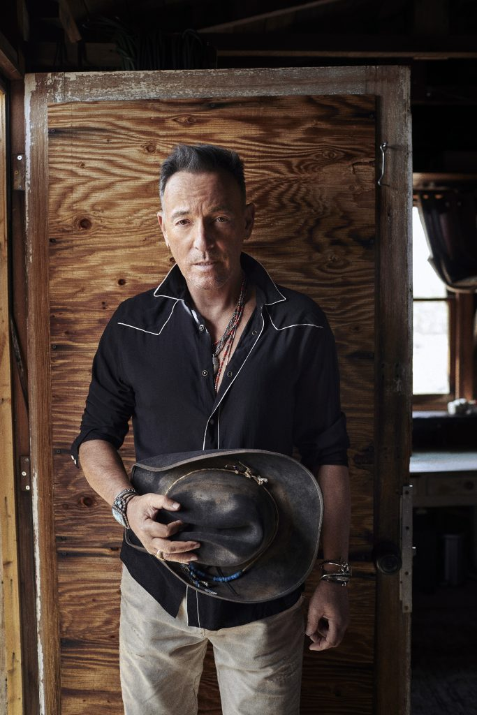 "Bruce Springsteen, ""Western Stars"", ritratto"