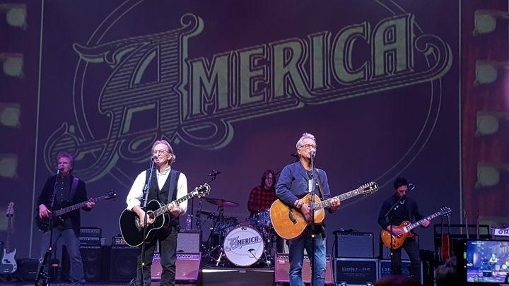 America live. Il tour dei 50 anni di carriera