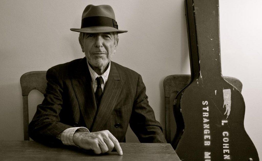 """Leonard Cohen, """"Hallelujah"""""""