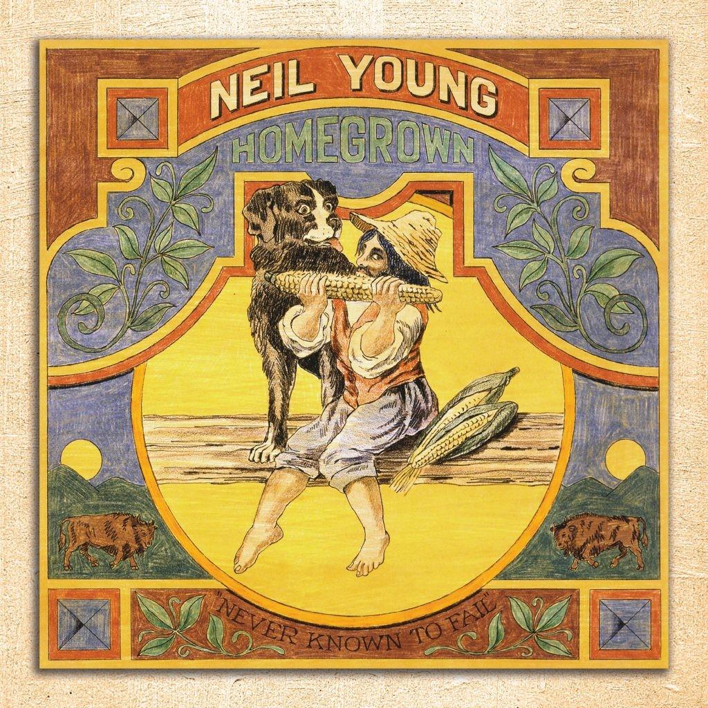 """Il nuovo album di Neil Young, """"Homegrown"""". Recensione"""